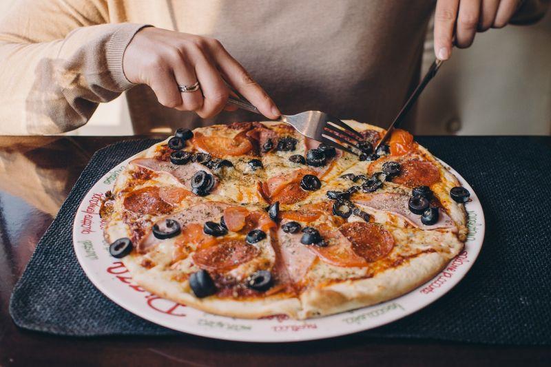 5 powodów dla których warto jeść pizzę