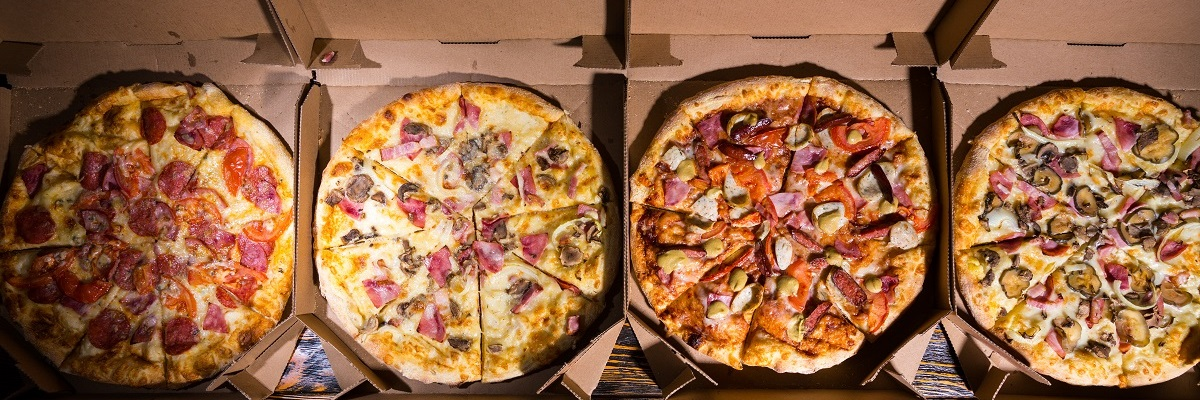 Ile kalorii ma pizza? Kcal pizzy