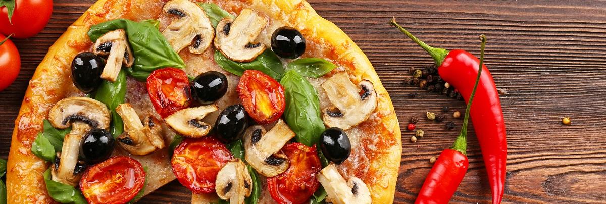 Jak zjesz tą pizzę, będziesz ziać ogniem niczym smok...