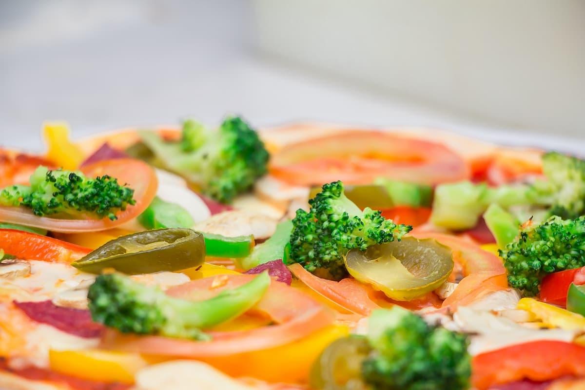 Jaka pizza jest zdrowa?