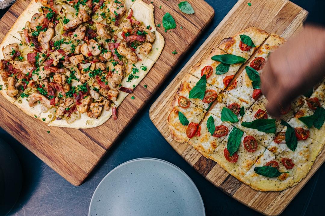 Pizza 30 cm - na ile osób? Najlepsza pizza na imprezę! Volume: 300